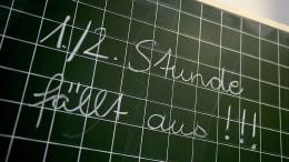 Zwischen Aufstiegsanspruch und Unterrichtsausfall