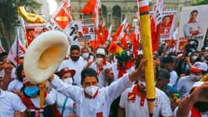 Wird ein Leninist Präsident von Peru?