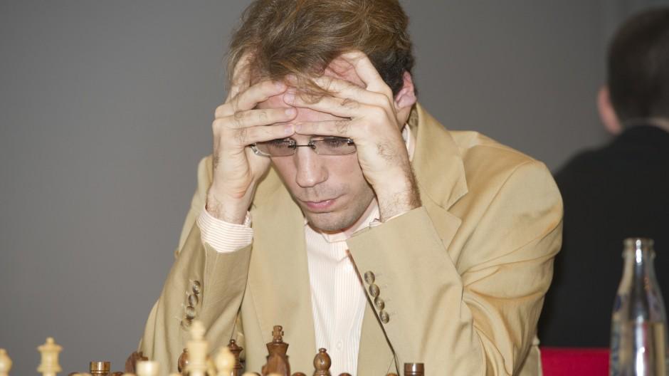 Hat seine Behandlung durch den Deutschen Schachbund satt: Georg Meier