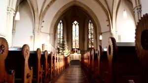Kirche ohne Pfarrer