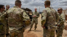 Trump ordnet Truppenabzug aus Somalia an