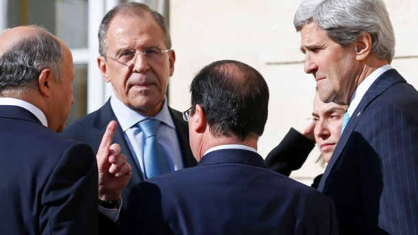 Russland reagiert verärgert auf den Druck des Westens