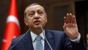 Türkischer Präsident gegen Verbot von Twitter