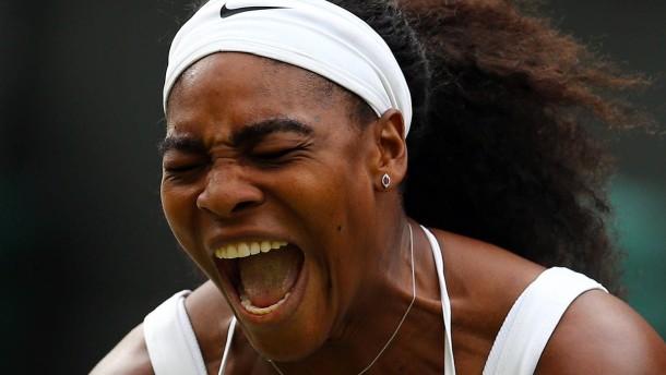 Williams gegen Scharapowa im Halbfinale