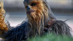 """Abschied von """"Chewbacca"""""""