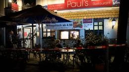 Ex-Freund erschießt Kellnerin in Kölner Restaurant