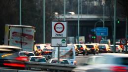 Fahrverbote für ältere Diesel rücken näher