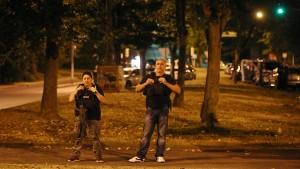Drei Frauen wegen Anschlagsplänen festgenommen