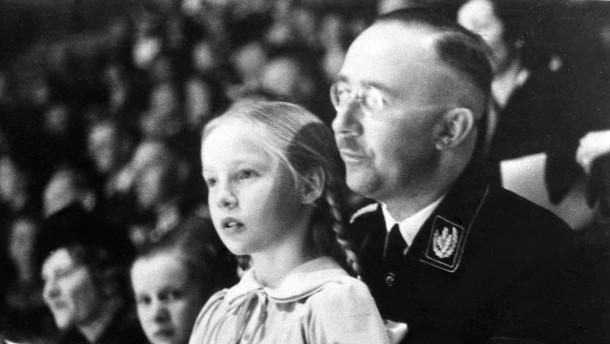 Ranghoher Nationalsozialist: Tochter von Heinrich Himmler arbeitete für den BND