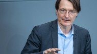 """""""Es geht jetzt nicht darum, kann Andrea Nahles bleiben oder nicht, muss Olaf Scholz übernehmen, müssen wir jetzt aus der großen Koalition ausscheiden"""": SPD-Politiker Lauterbach"""