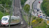 ICE-Strecke Frankfurt-Köln gesperrt