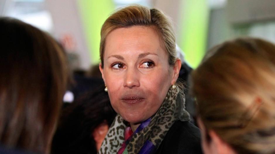 Wehrt sich juristisch: Bettina Wulff