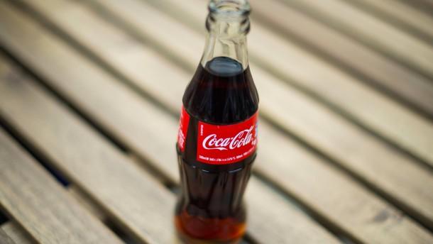 Coca-Cola geht im Flaschen-Streit vor EU-Gericht leer aus