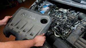 Mehr als 300.000 Dieselfahrer wollen Schadenersatz von VW
