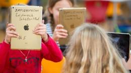 Frankfurter Kitas rüsten sich für den Umgang mit digitalen Medien