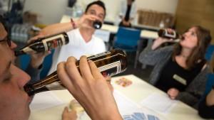 So wenig trinken deutsche Jugendliche