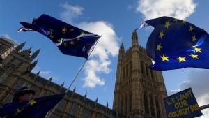 London: Zahlen mehr als 40 Milliarden Euro für Brexit
