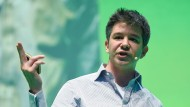 Kein gutes Image: Uber-Vorstandschef Travis Kalanick