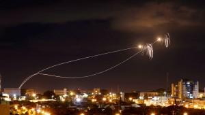 Israelische Luftwaffe greift Ziele im Gazastreifen an