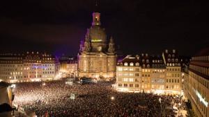 Dresden präsentiert sich offen und bunt