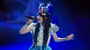 Jamie-Lee Kriewitz singt für Deutschland