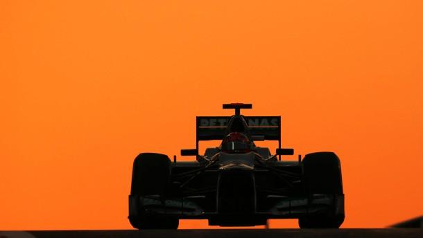 Formel 1 - GP Abu Dhabi