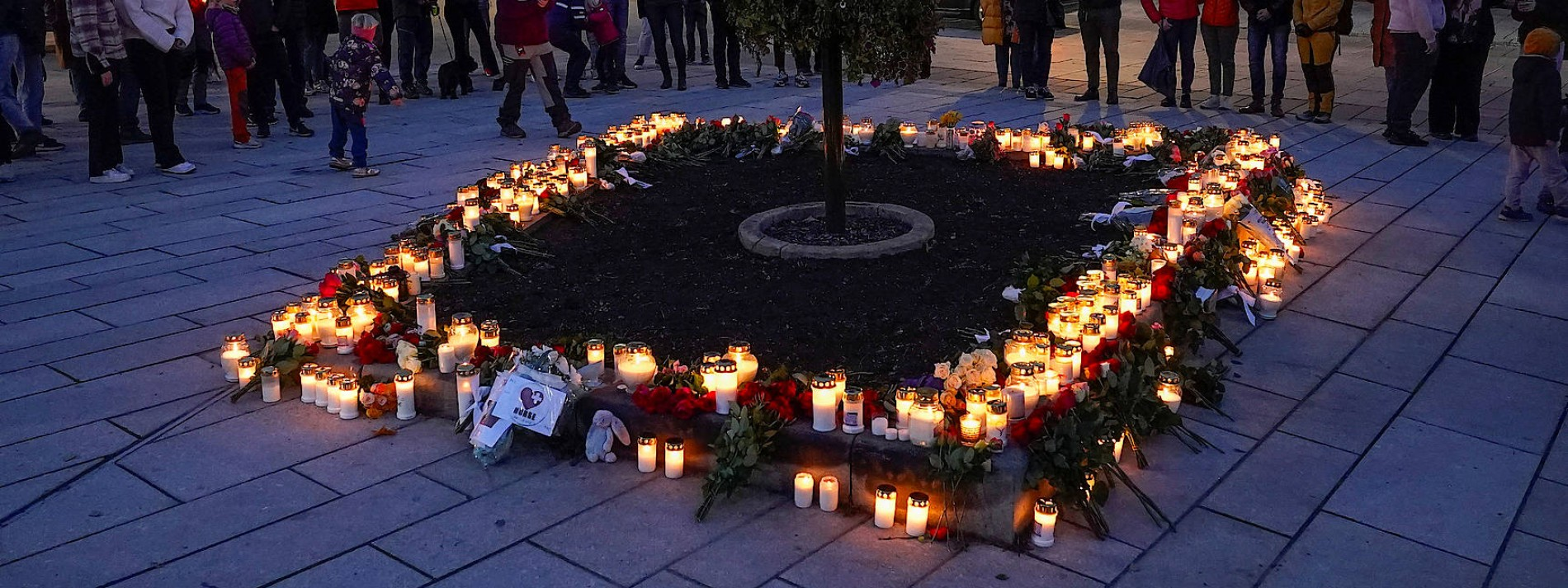 Stadt gedenkt der Opfer