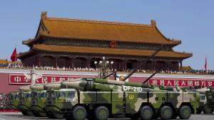 Chinas Präsident fordert schnelle Modernisierung des Militärs