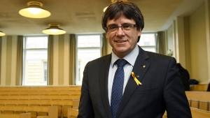 Wie geht es mit Puigdemont weiter?