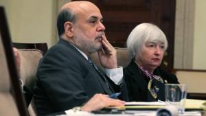 Kauft Amerikas Notenbank weniger Anleihen?