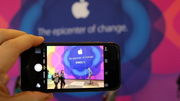 Apple stellt das iPhone am 9. September vor