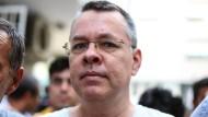 Seit 2016 im Hausarrest in Izmir: der amerikanische Pastor Andrew Brunson