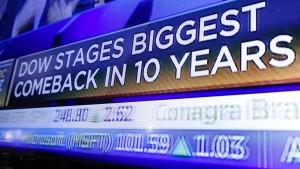 Börsianer bringen sich für Aufholjagd in Stellung