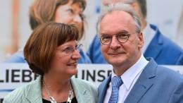 Haseloff verdankt seinen Sieg den Rentnern und Frauen