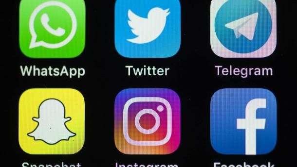 Social-Media-Nutzer sind ideale Opfer für Cyberattacken