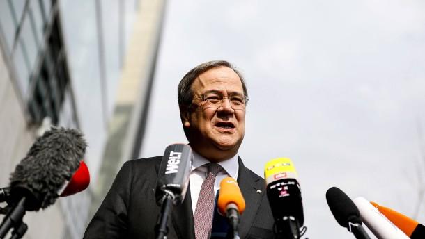 Laschet macht Vorschlag zur Kanzlerkandidatur