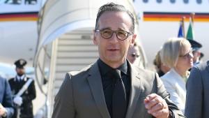Maas: Deutschland hat ein Problem mit rechtem Terror