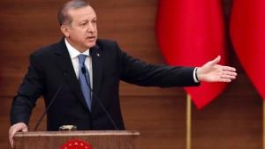 Erdogan distanziert sich von Idee einer islamischen Verfassung