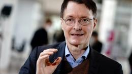 """Lauterbach kritisiert """"Wettbewerb"""" um Öffnungsschritte"""