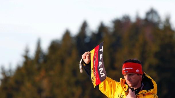 Katerstimmung bei deutschen Skispringern