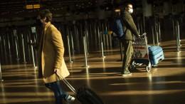 Verschärfte Kontrollen für Einreisende aus Hochrisikogebieten