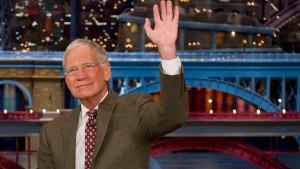 """David Letterman kündigt Ende seiner """"Late Show"""" an"""