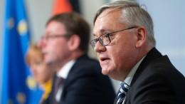 Verfassungsschützer warnen vor wachsender Enthemmung