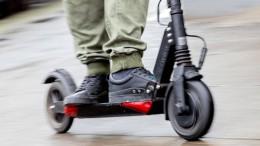Wie gefährlich sind E-Scooter?