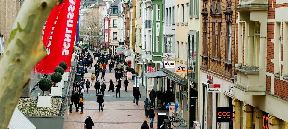 Bids Fur Den Einzelhandel In Der Giessener Innenstadt