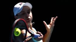 Die erste Australierin im Halbfinale seit 36 Jahren