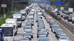 Baustellen lassen Verkehr immer öfter stocken