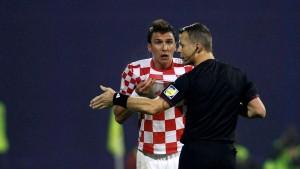 Kroatische Entgleisungen