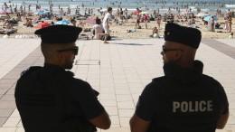 G7-Treffen macht Biarritz zu schaffen