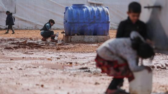 Hilfslieferungen nach Syrien in eingeschränkter Form gebilligt